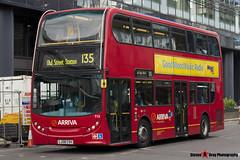 Alexander Dennis Trident Enviro 400 - LJ08 CVH - T13 - Arriva - London - 140926 - Steven Gray - IMG_0143