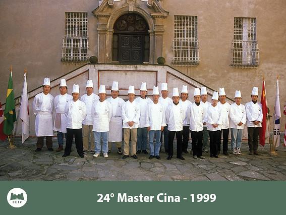 24 master cucina italiana 1999 by icif