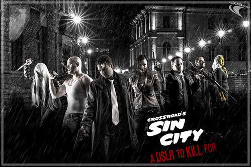 Sin City Photoshoot | by Louish Pixel