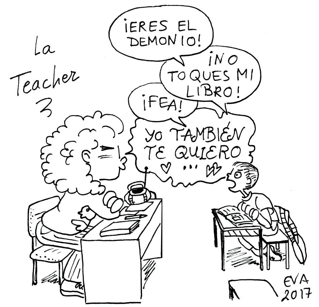 Teacher 24 marzo