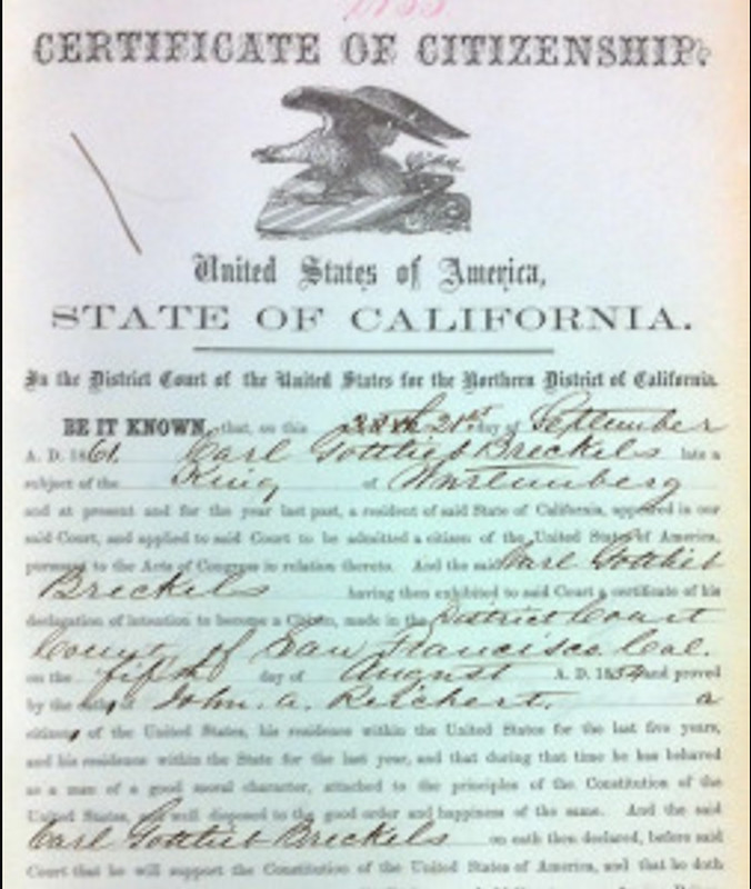 1854-Brekle-Naturalization-Papers-zoom