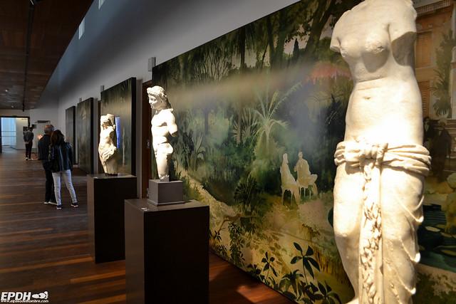 Intrducción: Estatuas de la colección Casa Loring