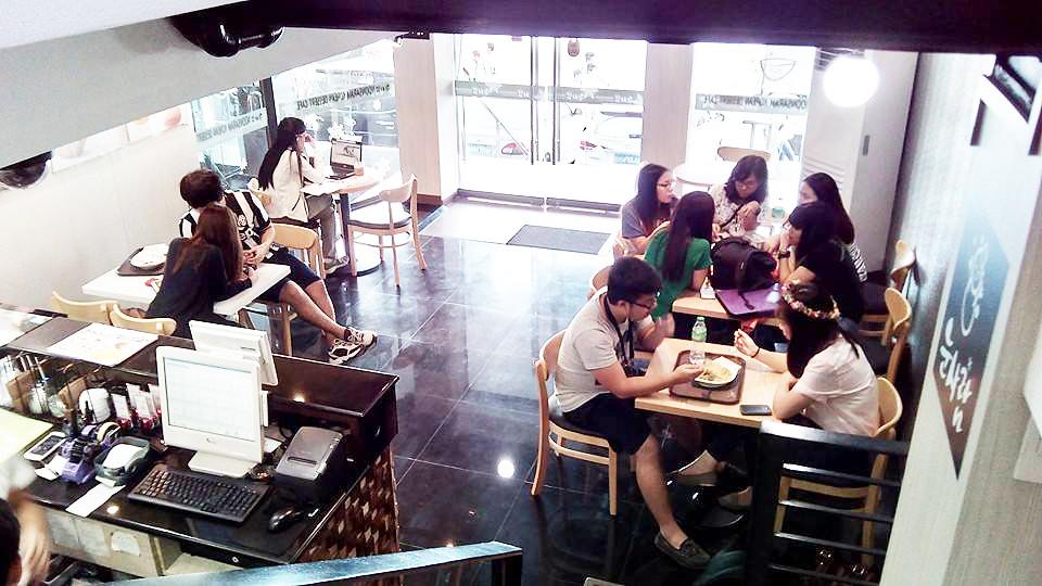 Katipunan Coffee Shops