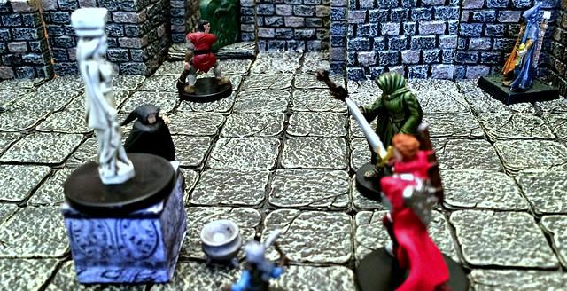 The Lady's Maze in Sigil