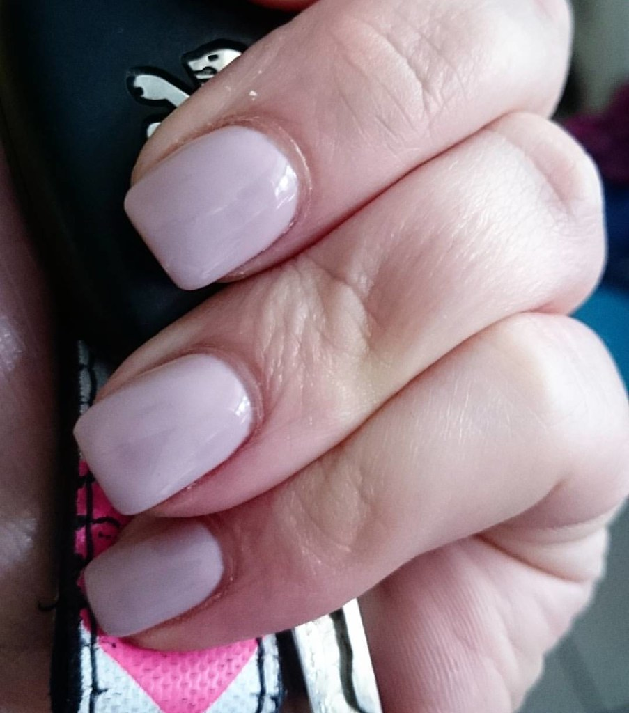 Swapped my French Polish for a spring pastal 💅💗 #nails #… | Flickr