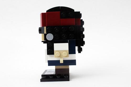 LEGO BrickHeadz Captain Jack Sparrow (41593)