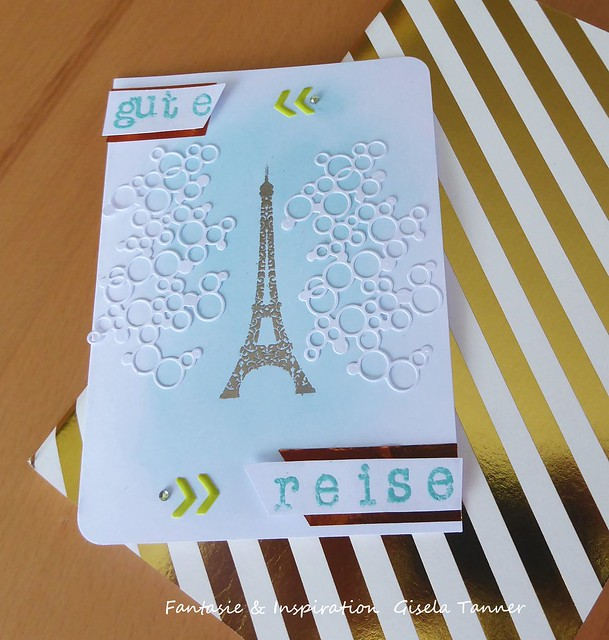 Gute Reise nach Paris