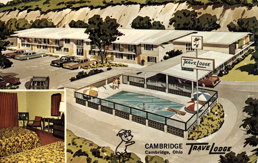 TraveLodge - Cambridge, Ohio