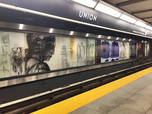 Union subway station (poetry)
