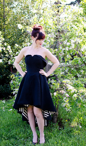 Mystery Fabric Contest dress 2017 | by peneloping
