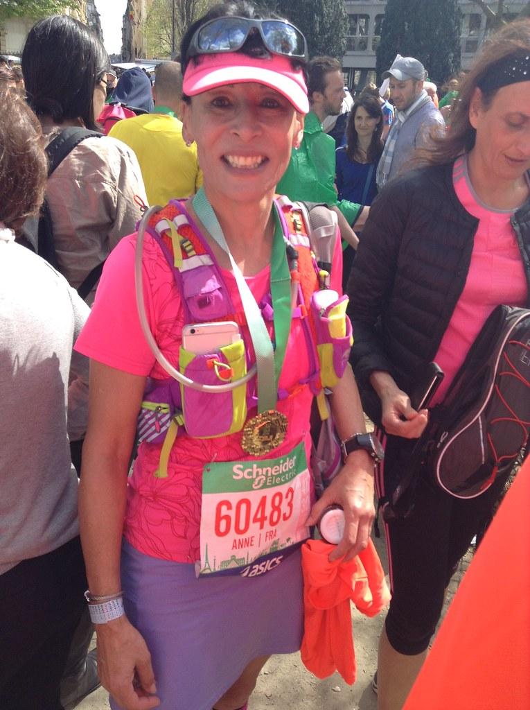 Marathon Paris 2015