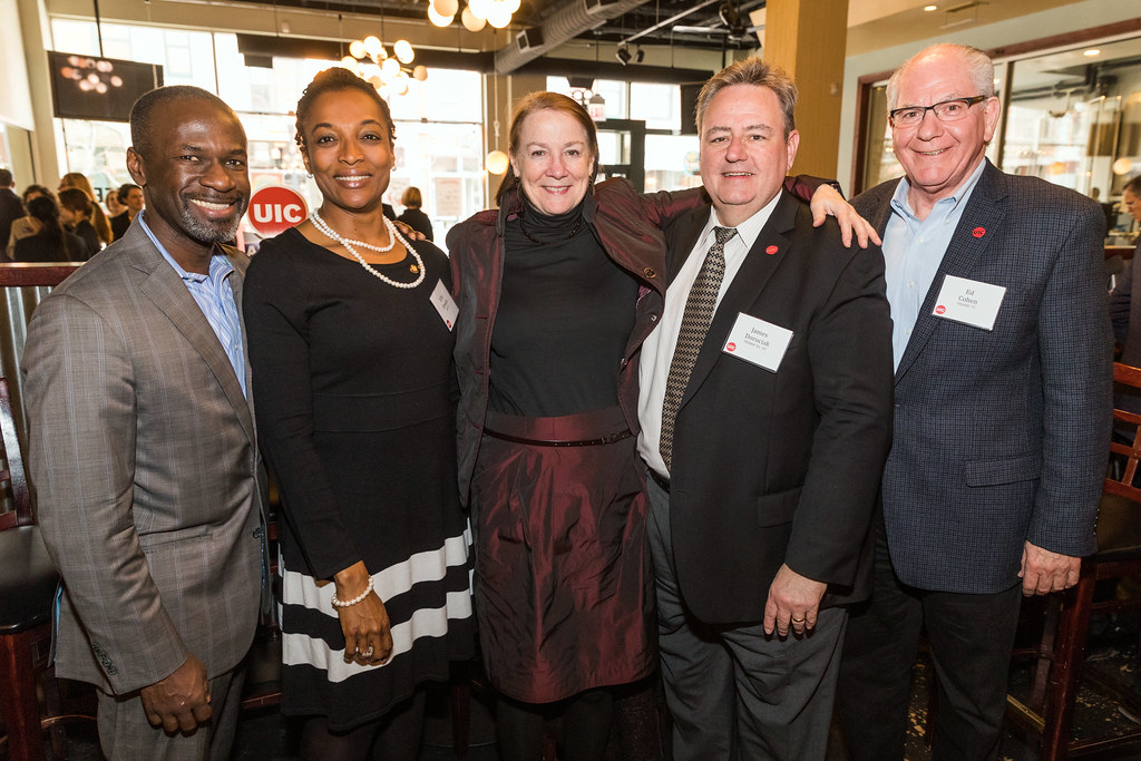 2017 State of the University Alumni Networking Reception