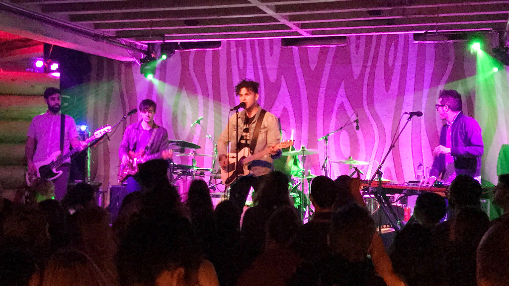 Arkells, Doug Fir Lounge, Portland, Oregon