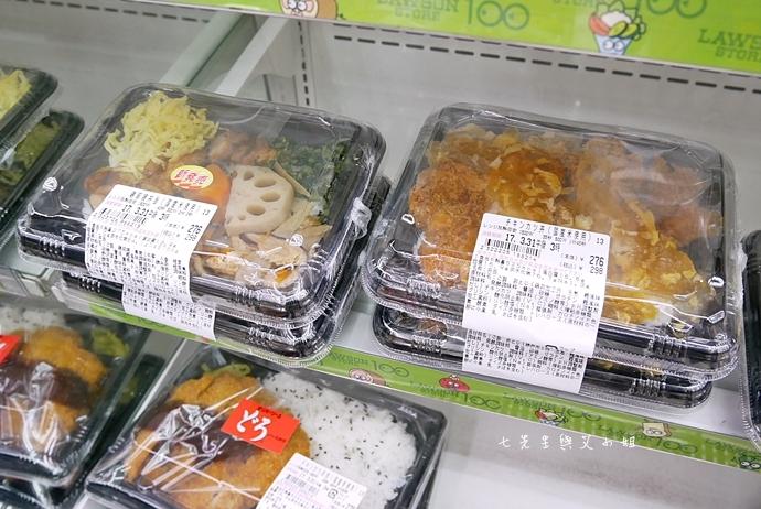 9 日本必逛必買 Lawson 100 便利商店也走百円風 生鮮熟食 泡麵零食 各式食品 生活日用品雜貨通通百円價好逛好買