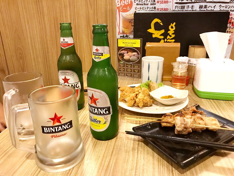 Dinner at Kashiwa, Blok M