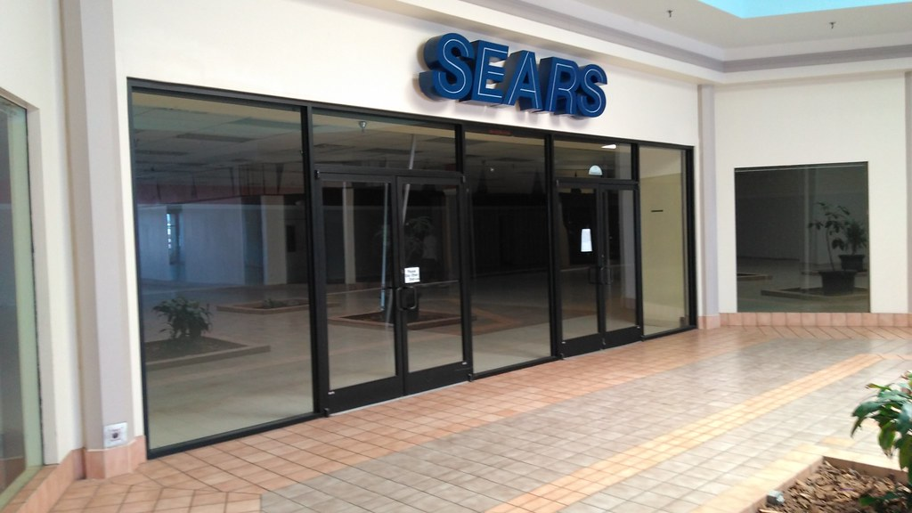 Closed Sears hometown -- Richmond, KY