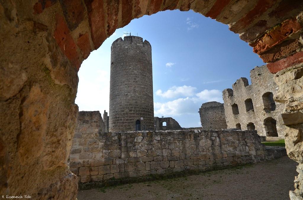 inside Castle Wolfstein | H. Eisenreich | Flickr