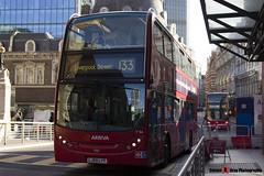 Alexander Dennis Trident Enviro 400 - LJ59 LYT - T94 - Arriva - Liverpool Street London - 140926 - Steven Gray - IMG_0280