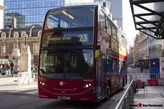 Alexander Dennis Trident Enviro 400 - SN12 ATF - DNH39123 - Tower Transit - Liverpool Street London - 140926 - Steven Gray - IMG_0281