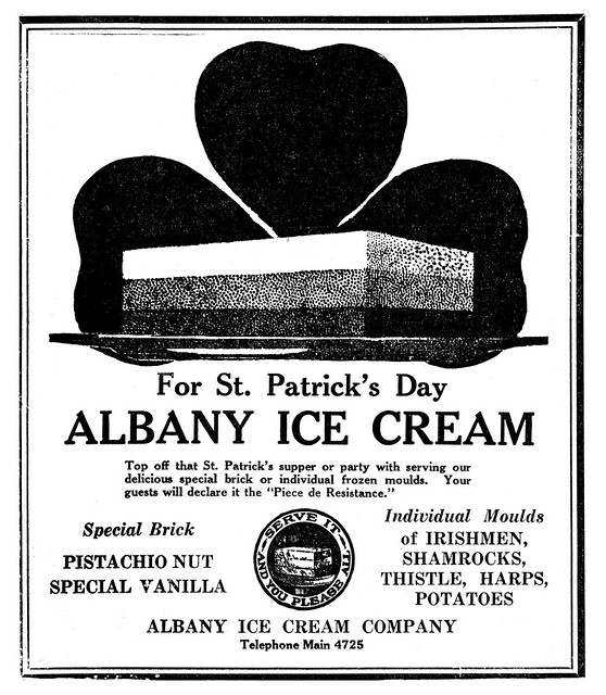 b1e7cc6bc2 albany ice cream for st. patrick's day, ...
