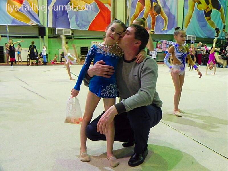 Весенняя грация - московский турнир 11 марта 2017 года Сагдеева Эмилия 8
