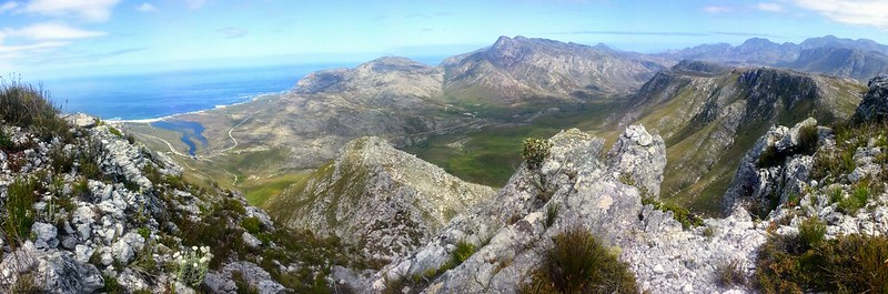 The Palmiet valley and the core reserve