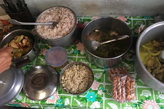 Sibale island - Lunch at Auntie's liswe tawan