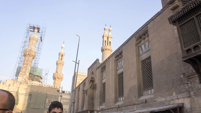 Al-Azhar Mosque and Mohamed Abu Dahab Mosque