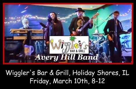 Avery Hill Band 3-10-17