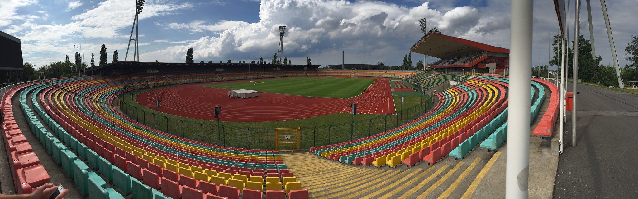 Panorama Friedrich-Ludwig-Jahn-Sportpark