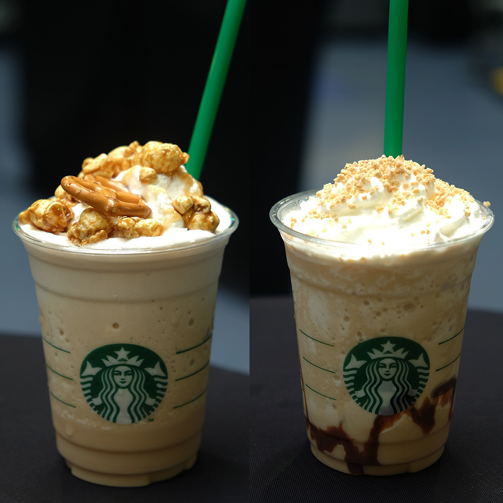 Patty Villegas - The Lifestyle Wanderer - Starbucks - Philippines - Frappuccino - Grand Launch - Mall of Asia Atrium - Pop'zel Coffee -23
