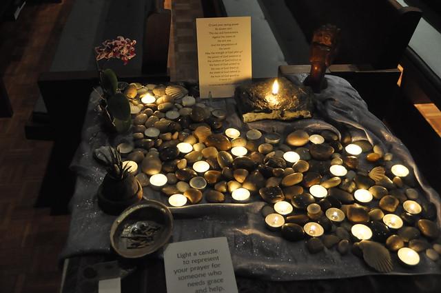 Berwyn UMC's Prayer Stations of the Cross