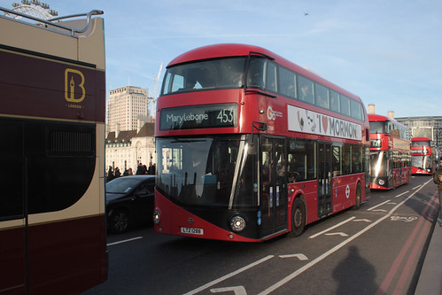 Go-Ahead London LT288 LTZ1288