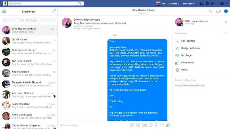facebook andrea venninne 2