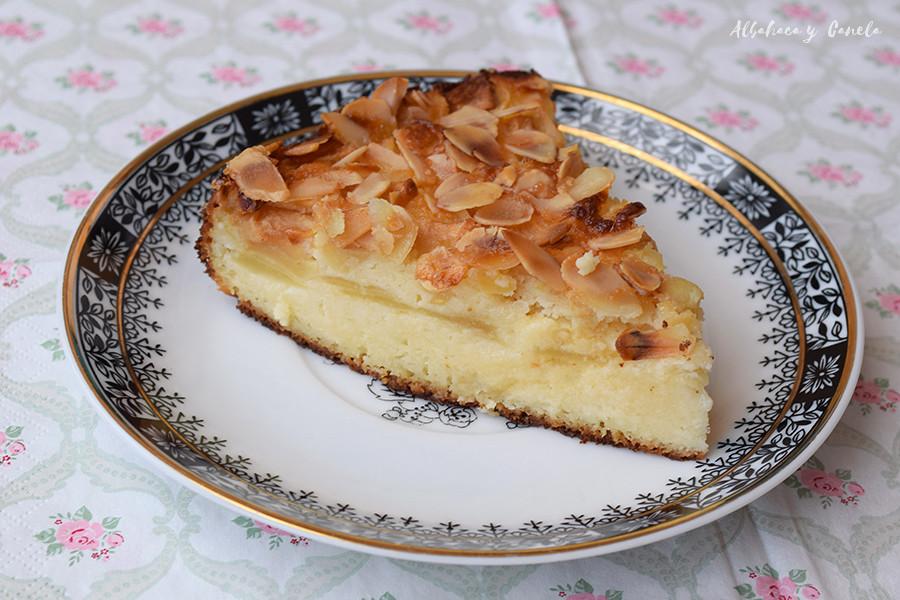 Moist Apple Cake