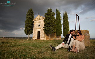 Pre Wedding Photography in Tuscany | by Wedding Photography Chania