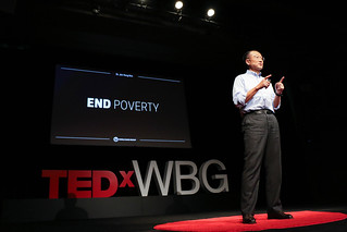 Jim Yong Kim | by TEDxWBG