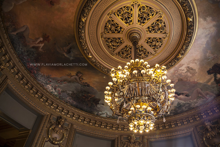 Palais garnier chandelier paris france flavia morlache flickr palais garnier chandelier paris france by flavia morlachetti photography aloadofball Images