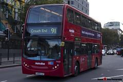 Alexander Dennis Trident Enviro 400 - LK55 KJZ - TE668 - Metroline - King's Cross London - 140926 - Steven Gray - IMG_0351
