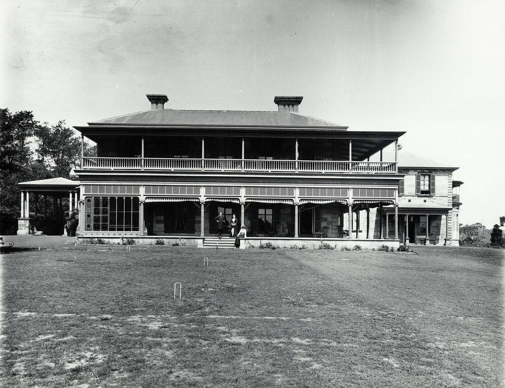 bellevue hill post office. Cranbrook (private Residence 1859-1900, Of The NSW Governor 1900-1917 Bellevue Hill Post Office O