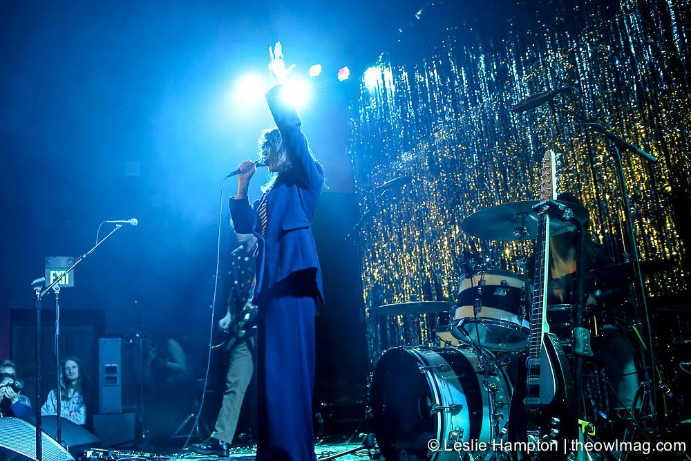 Wax Idols @ The Chapel, San Francisco 2/11/17