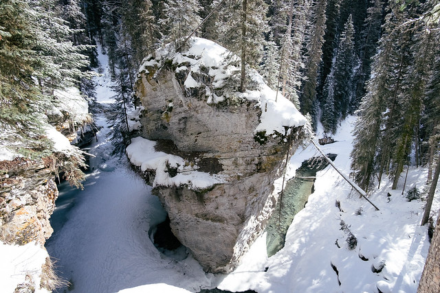 Johnston Canyon-8