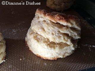 Buttermilk Biscuits: Layers | by Dianne's Dishes