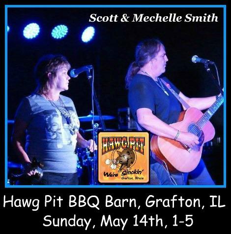 Scott & Mechelle Smith 5-14-17