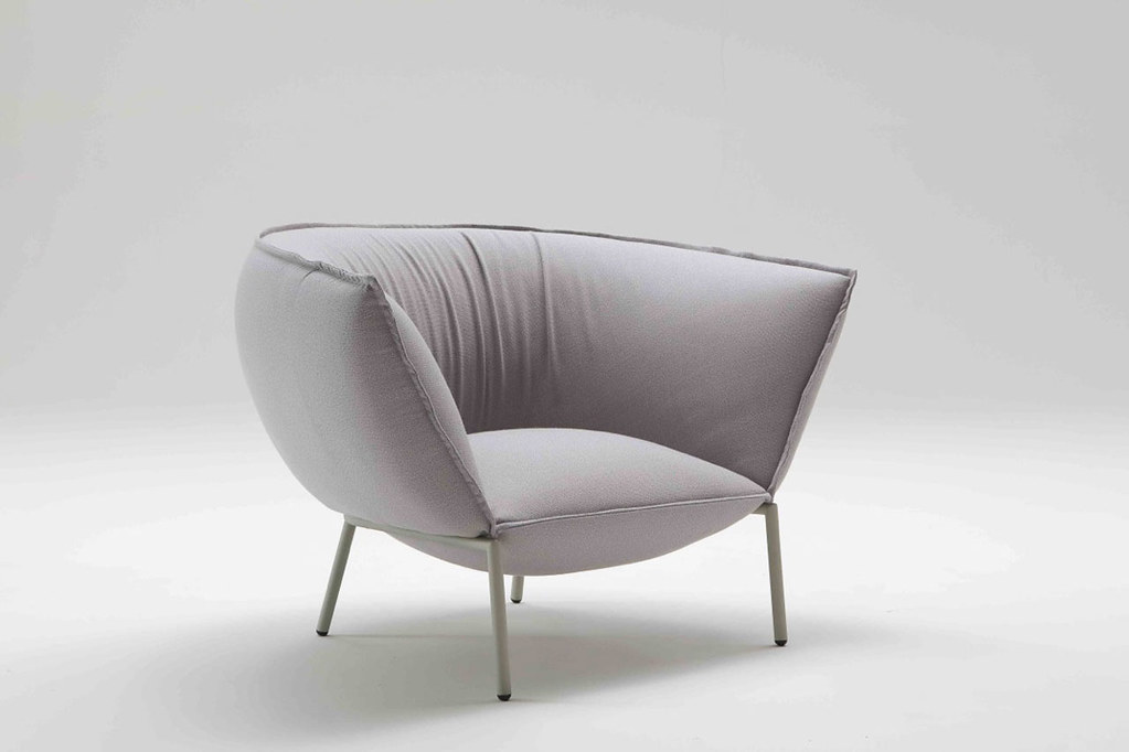 Comfortable modern sofa and lounge Chair by Luca Nichetto for Coedition Sundeno_07