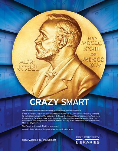 Crazy Smart Economists Papers Archive