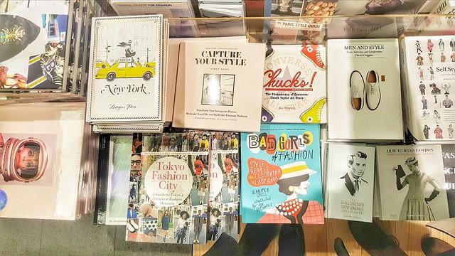 NYC Bookstoes_Kinokuniya (4)