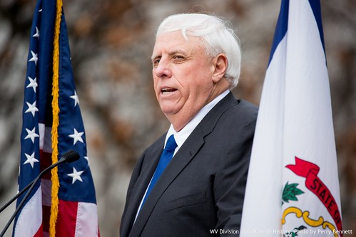 Governor Jim Justice | by Casino Connection International