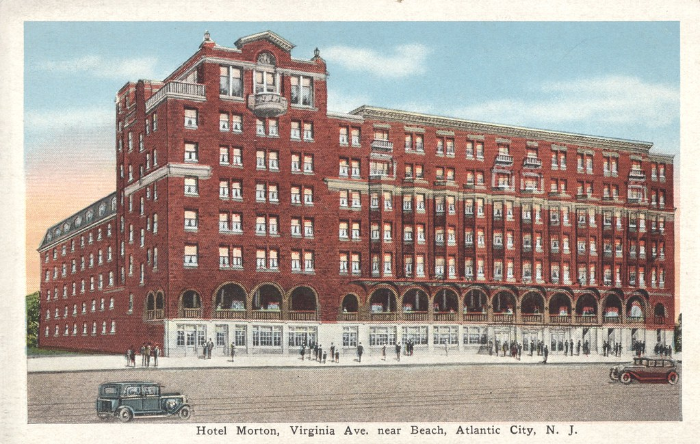 Hotel Morton - Atlantic City, New Jersey