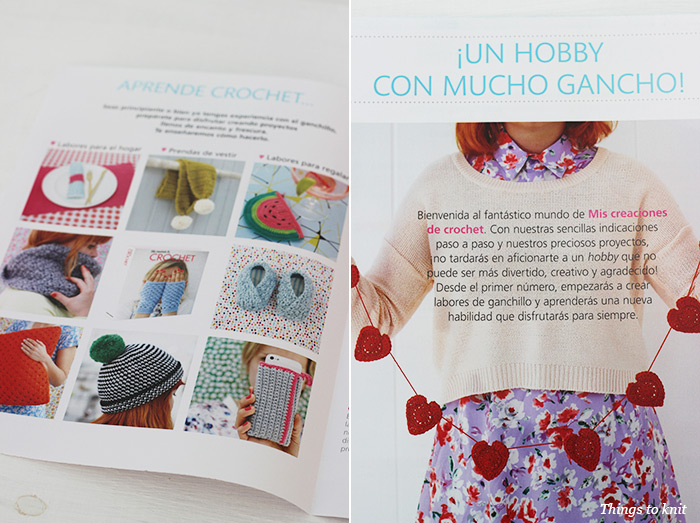 Mis creaciones de crochet » Things to Knit